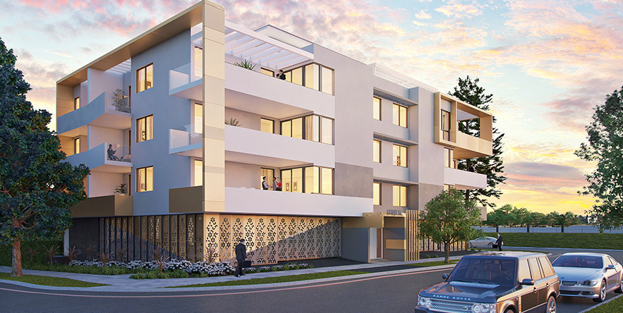 Southstone Apartments, South Perth